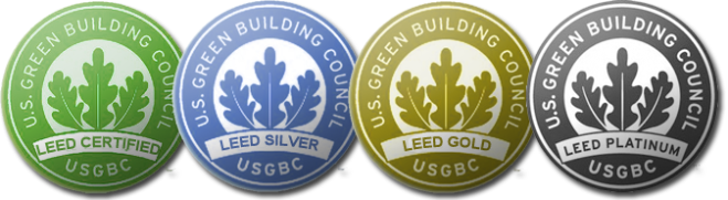 LEED-certification-levels
